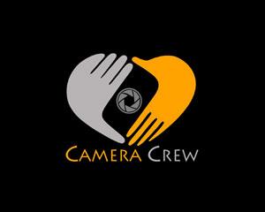 camera-crew-logo-design