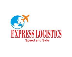 express-logistics-logo-design