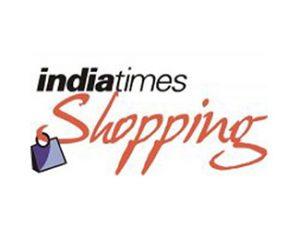 indiatimes-shopping-logo-design