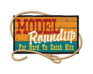 model-roundup-logo-design