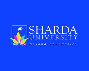 sharda-university-logo-design
