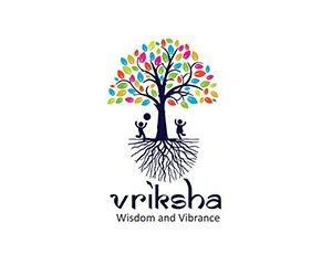 vriksha-logo-design