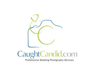 caught-candid-logo-design