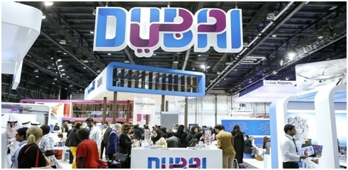 Unveiling of Dubai Logo