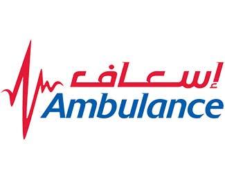 Dubai Ambulance logo
