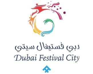 Dubai Festival City logo