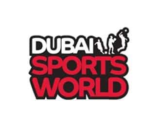 Dubai Sports World logo