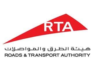 RTA-Dubai logo