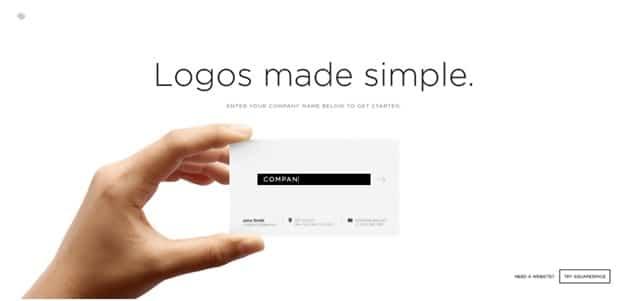 Squarespace Logo Creator