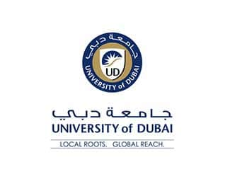 University Of Dubai logo